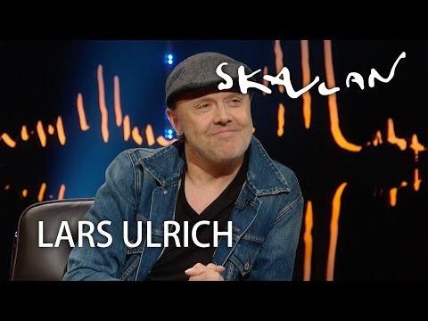 Lars Ulrich Metallica is like a sports team now | SVT/NRK/Skavlan