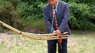 instrument hmong qeej suab khua sab