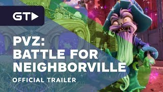 Plants vs. Zombies: Battle for Neighborville - New Festival Content Official Trailer ft. Wizard