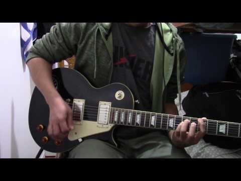 last time guitar cover by typecast