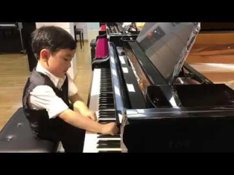 Heboh!!!! Anak kecil ini bisa bermain piano seperti master pianist