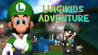 LUIGIKIDS ADVENTURE - HATERS GONNA HATE?! S.M.B.X
