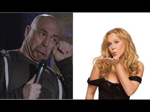 Joe Rogan and Hannibal Buress on Amy Schumer Stealing Jokes
