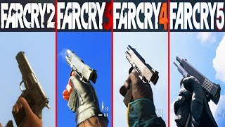 M1911 In Far Cry Games