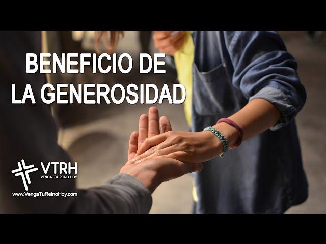 BENEFICIO DE LA GENEROSIDAD