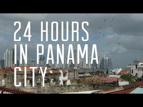 24 Hours in Panama City
