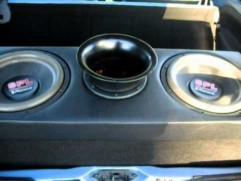 Impianto stereo escursione phonocar spl youtube - Impianto stereo da camera ...