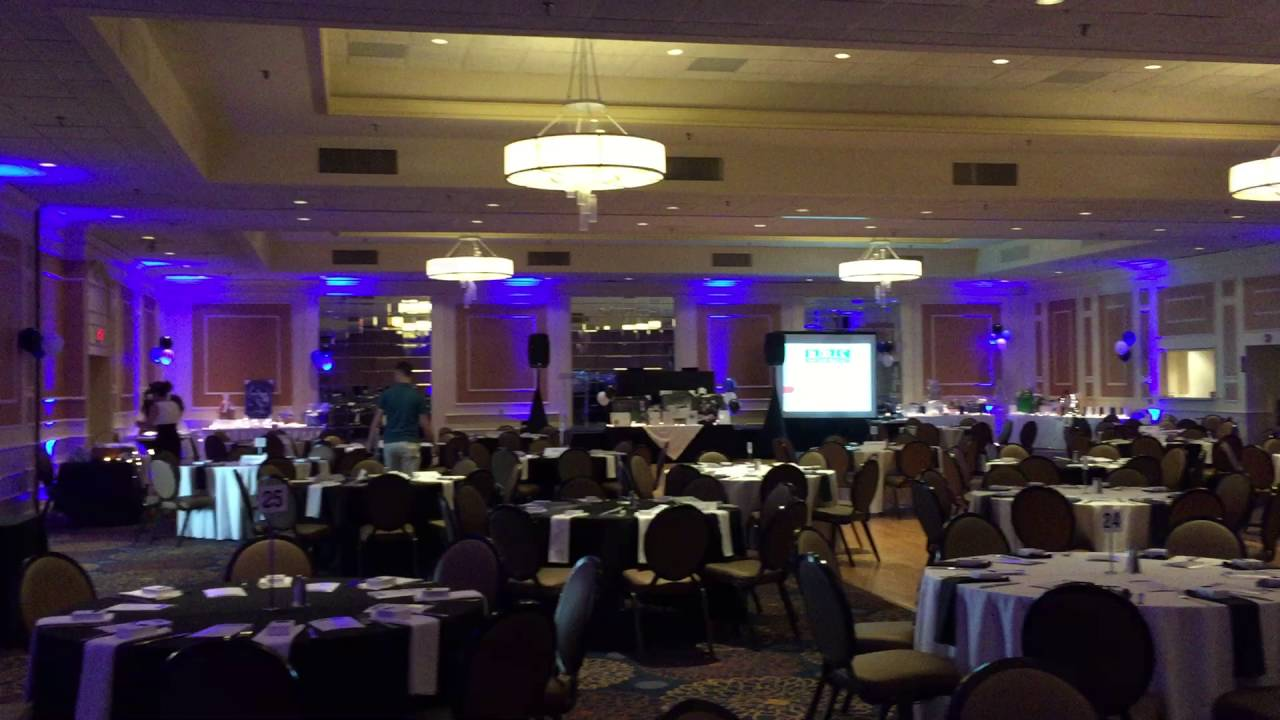 Coolcityentertainment Wedding Dj Service Doubletree Hilton Danvers Ma Wireless Led Uplighting