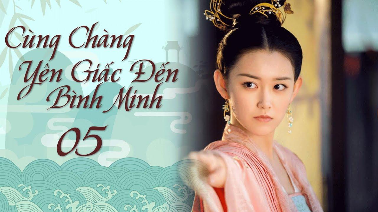 Cùng Chàng Yên Giấc Đến Bình Minh  – Tập 5 [Lồng tiếng] | Phim Tiên Hiệp 2020 | Tam Thiên Nha Sát