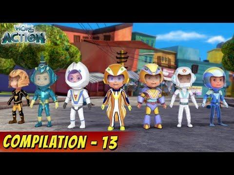 vir:-the-robot-boy-cartoon-in-hindi-|-compilation-13-|-hindi-cartoons-for-kids-|-wow-kidz-action