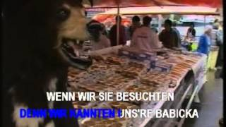 BABICKA - Karel Gott - Karaoke