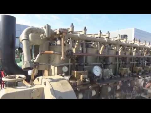 Industrie 5D6 - industrie marine diesel engine