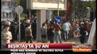 Beşiktaş'tan 1 Mayıs görüntüleri