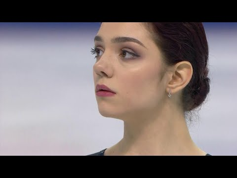 Евгения Медведева. Короткая программа. Женщины. Skate Canada. Гран-при по фигурному катанию 2019/20