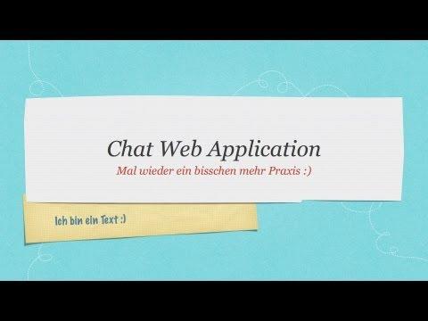 Java Chat Anwendung Tutorial mit Servlets #3  #GUI thumbnail