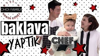 baklava yaptk choi family 50