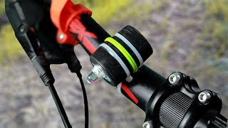 How to make a Rechargeable Bicycle  Headlight