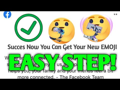 "How to enabled  ""NEW REACTION""  Facebook and Messenger New Emoji 2020 + Ml Giveaway Tutorial"