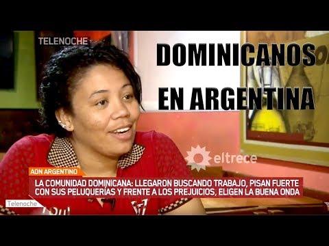 ADN Argentino: DOMINICANOS
