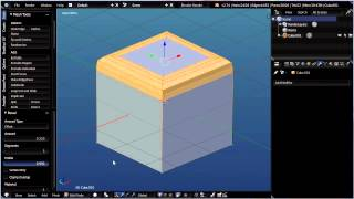 Blender for Beginners Bevel and Solidify Modifer versus Tool part 11