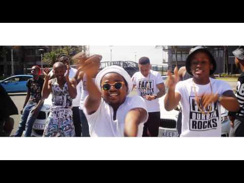 JUNIOR DE ROCKA - KEEP GOING OFFICIAL MUSIC VIDEO Feat. Zakwe, Maraza & Nasty C