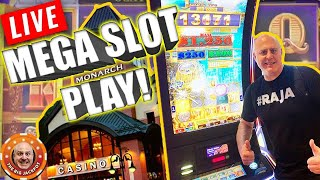 🔴 LIVE MEGA MONARCH JACKPOT$! 💥 Who Wants To See The BIGGEST WINS on YouTube?! 🎰