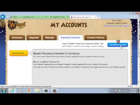 Wizard 101 How To Get Text Chat