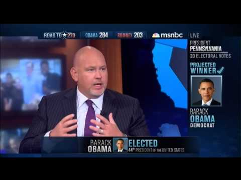 Presidential Election 2012 Coverage 13/19