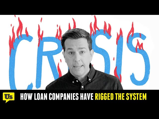 Ed Helms Explains Why Americans are Drowning in Student Debt