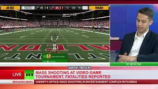 Multiple fatalities: Mass shooting at Madden video game tournament, Florida