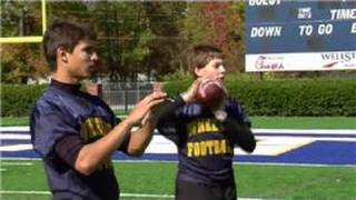Football Drills & Skills : How to Play Football Positions