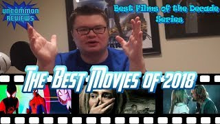 Andrew's Top 20 Best Movies of 2018