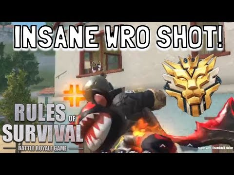 INSANE WRO SHOTS!