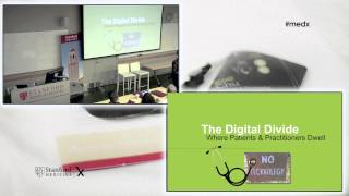 Camille Williams- The digital drop-off- Where patients and practitioners dwell