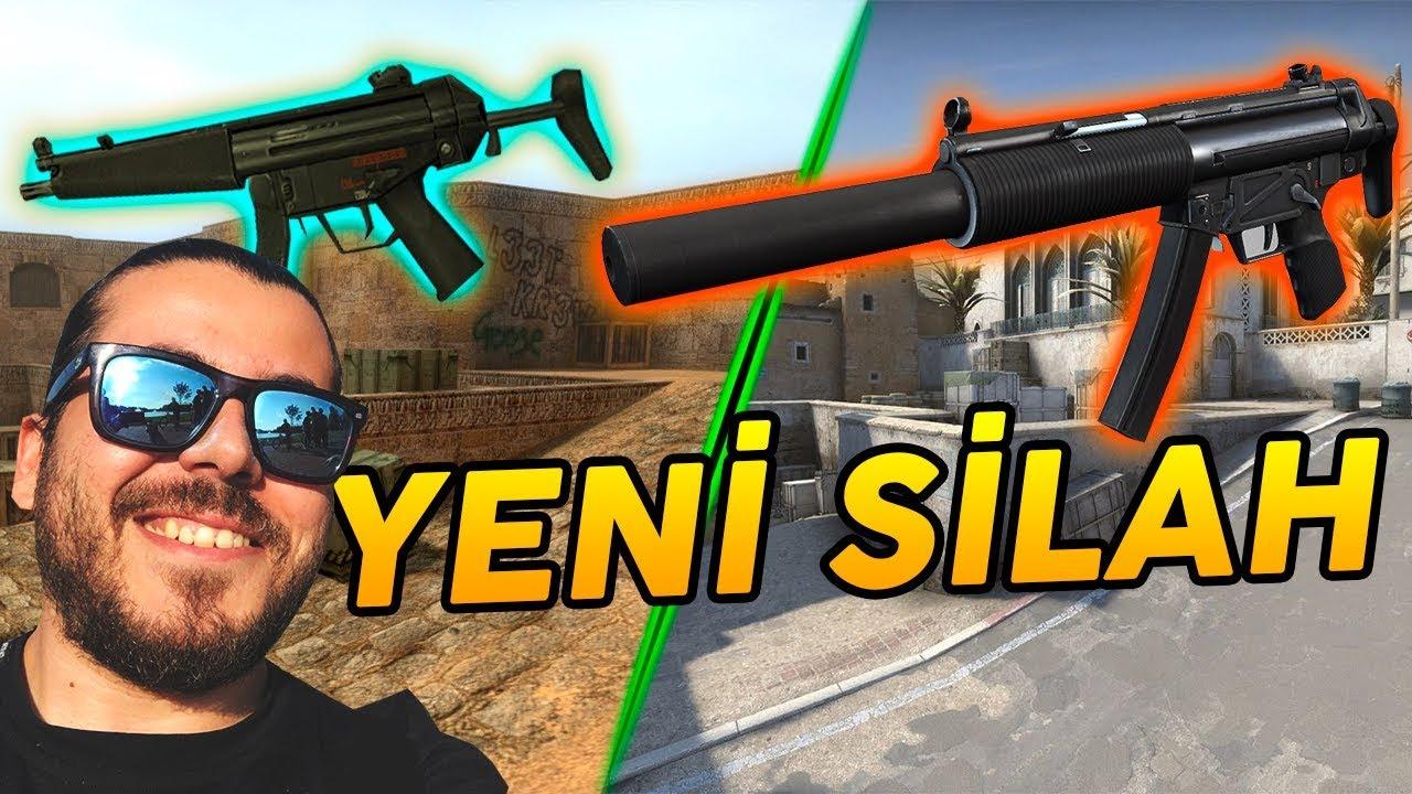 Download 🔫 CS:GO YENİ SİLAH GELDİ ! 🔫 MP5-SD Efsane Tarıyor - UNLOST