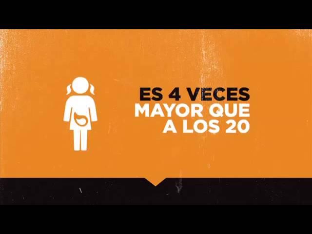 """Efemérides; 26 de septiembre """"Día internacional de la Prevención del Embarazo Adolescente"""""""