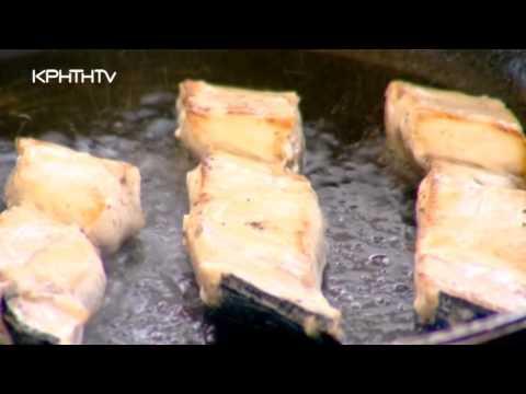 Επομπή Gourmet με Φιλέτο ξιφία 'Nisouáz'