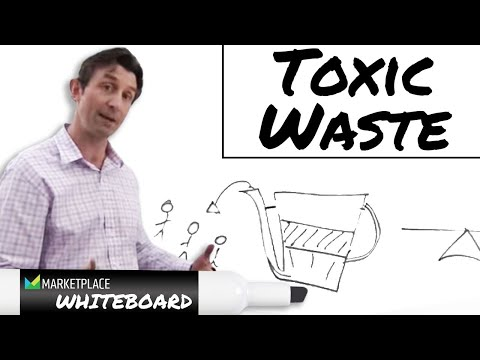 Where's the toxic waste?