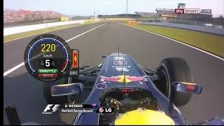 F1 2011 R15 Japan - On Board Mix Edit