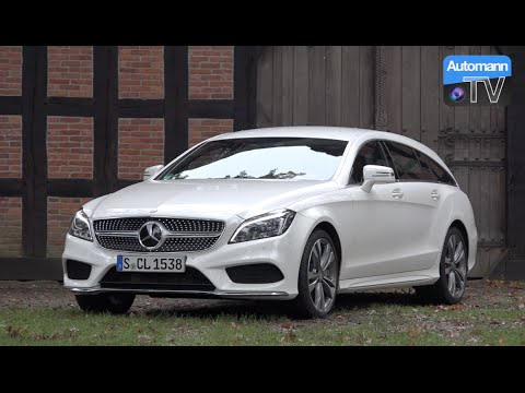 2016 Mercedes Cls 500 407hp Drive Sound 60fps
