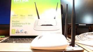 02. TP Link TL WR841N Wireless N Router manually setup & confugaration