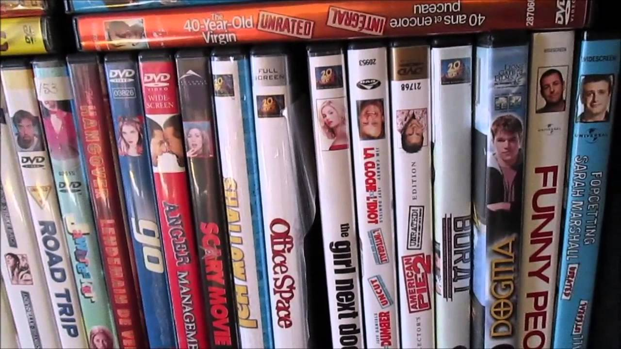 2015 Blu-Raydvd Collection Overview Part 5 - Comedy - Youtube-8389