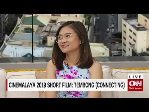 Cinemalaya 2019 short film Tembong Connecting