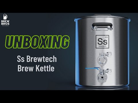 Unboxing Ss Brewtech