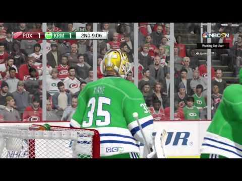 OneLooseGoose Vs Kremlin Best Of 7 Game 3 NHL 16 HUT