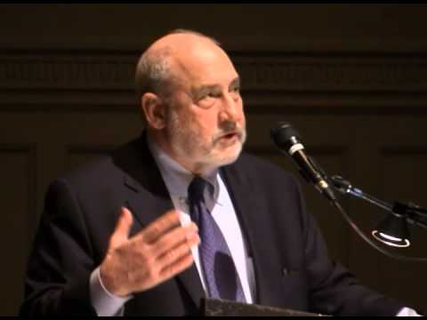 Joseph Stiglitz: Income Inequality and American Democracy