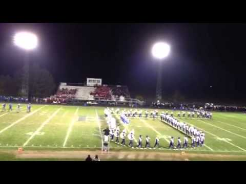 Edison High School Marching Band Script Ohio