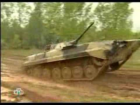Tribute to BMP-1
