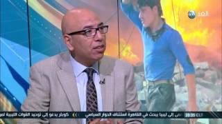 بالفيديو.. خبير أمني : معادلة الصراع في حلب خطيرة