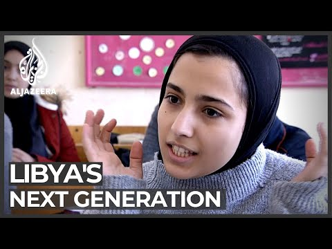 Libya's youth suffer from war and lack of opportunities